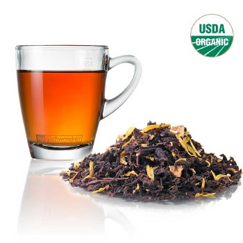 Orange Organic Tea