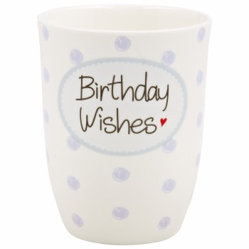 Birthday Wishes Mug