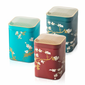 Japan Tea Tin Rubin 100g