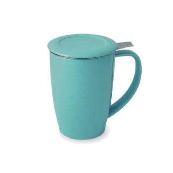 Forlife Curve Mug -Turquoise