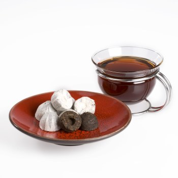 China Pu-Erh Tuocha