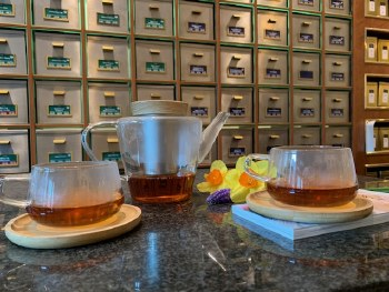 Spring Tea Gift Set