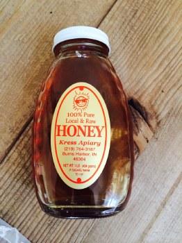 Ellis Family Raw Honey 1lb