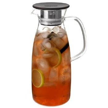 Mist Glass Ice Tea Jug 50 oz-L