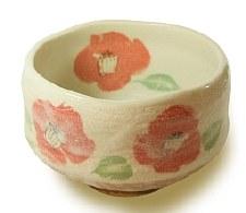 Camellia Matcha Bowl