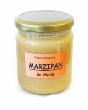 Marzipan Honey
