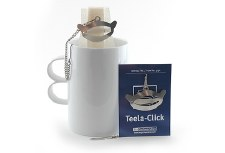 "Teafilter Holder ""Teela-Click"""