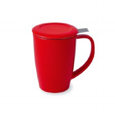 Forlife Curve Tall Mug -Red