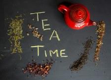 In store tea tasting for 2