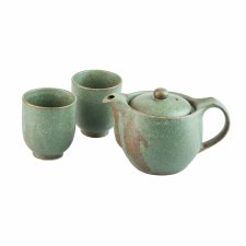 Tea Set Terra Green