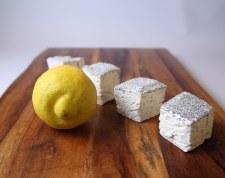 Lemon Poppyseed Marshmallow
