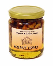 Walnut Honey