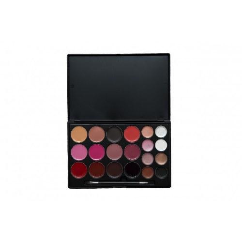 Crown Br 20 Pro Lip Palette