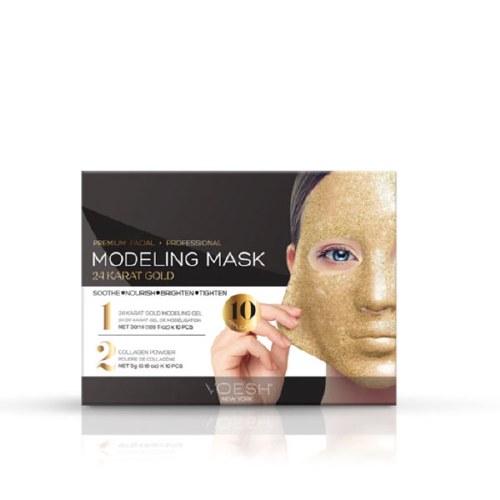 Voesh Modeling Mask Kit Gold