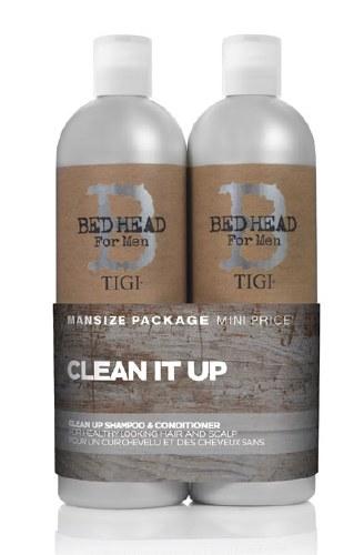 Tigi Men CleanUp Duo 750ml