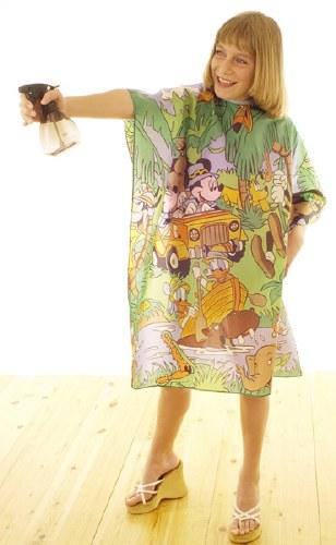 HT Childrens Cartoon Gown