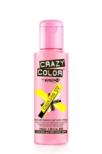 PBS Crazy Color Caution UV