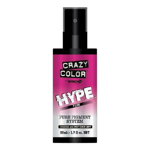 PBS Crazy Color Pigment Pink