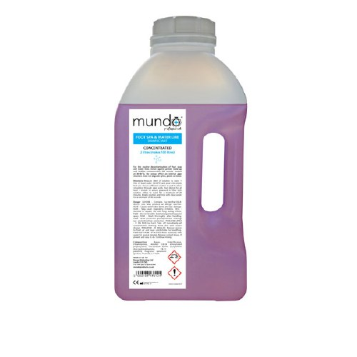 Mundo Foot Spa Disinfectant 2L