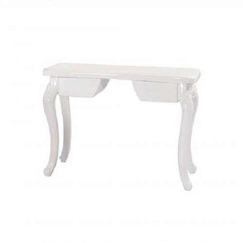 Hof Luna Manicure Table White