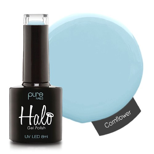 Halo Gel Cornflower 8ml