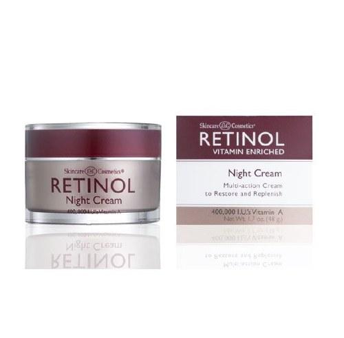 HOF Retinol Night Cream 48g