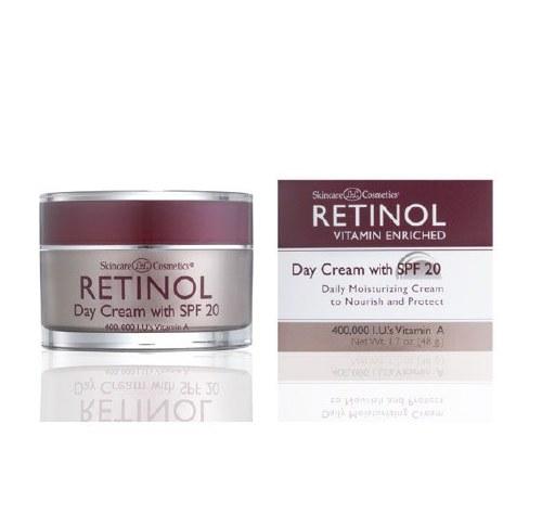 HOF Retinol Day Cream 48g