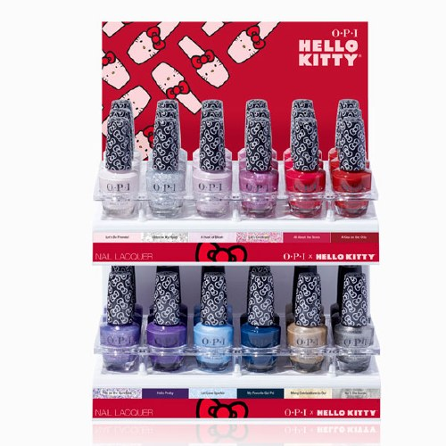 OPI Holiday Lacquer 36pc