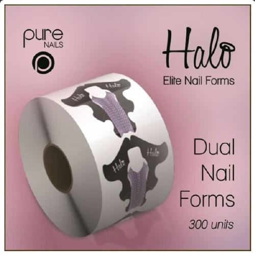 Halo Elite Nail Forms 300s