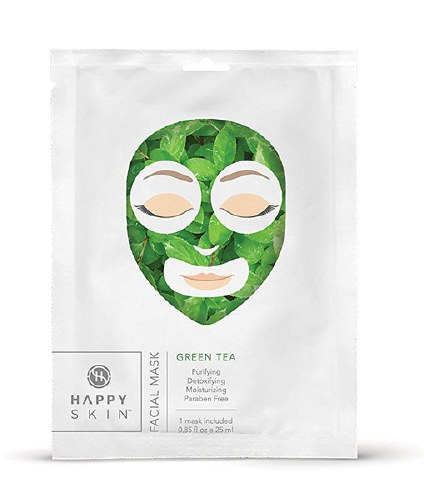 Happy Skin Face Mask Green Tea