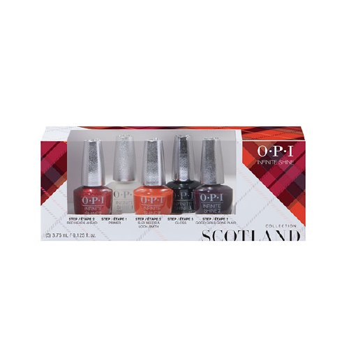 OPI Scotland IS Mini 5pk