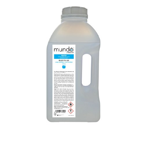 Mundo Rapid Disinfectant 2L