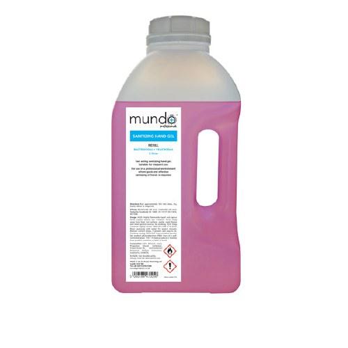 Mundo Sanitizing Hand Gel 2L