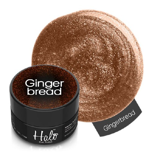 Halo Gel Pot Gingerbread 8g