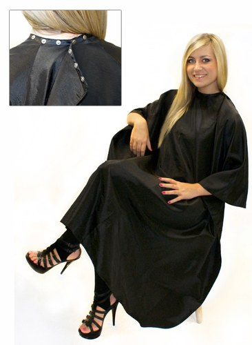 HT Unisex Gown with Poppers