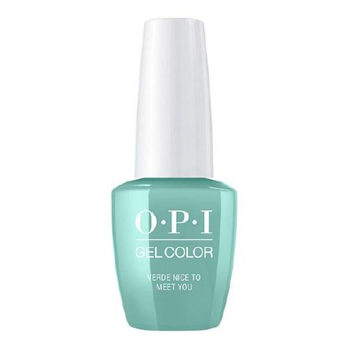 OPI Gel Colour Verde Nice Ltd