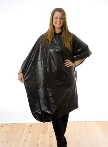 HT Waterproof Economy Gown Blk