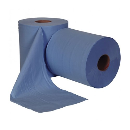 CH Centerfeed Roll Blue2ply 6p