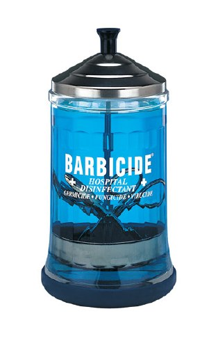 Renscene Barbicide MidSize Jar