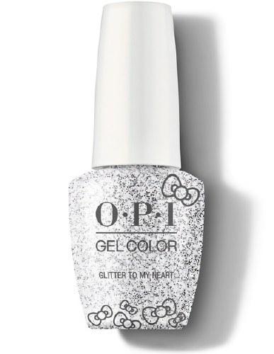 OPI Gel Colour GlitterTo Heart