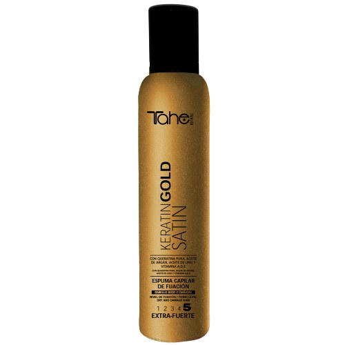 Tahe Gold Mousse 5 300ml