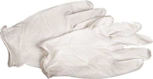 D Mc Nitrile Gloves Small PF