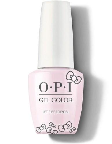 OPI Gel Colour LetsBeFriends L