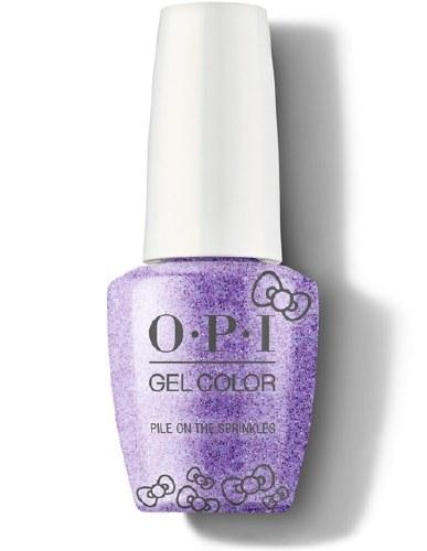 OPI Gel Colour Pile Sprinkle L