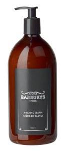Sinelco Barburys Shav Cream 1L