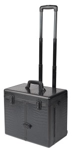 Sinelco Trolley Case Black