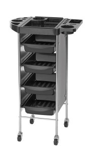 Sinelco Org Passy Trolley Blk