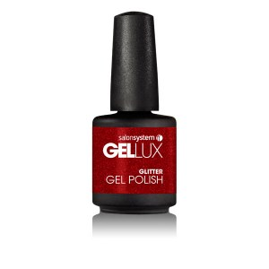 Gellux Gel Red Hot Ruby 15ml
