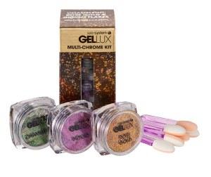 Gellux Multi-Chrome Kit