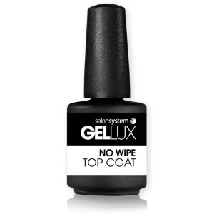 Gellux Gel No Wipe Top 15ml